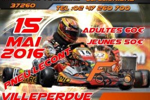 fiche_engagement et affiche Course Formule kart